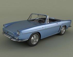 3D Renault Caravelle 1961