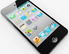 3D iPod Touch 4g