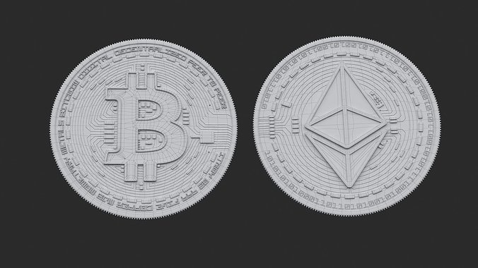 bitcoin-and-ethereum-coins-3d-model-max-