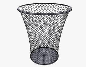 3D Wastebasket 01