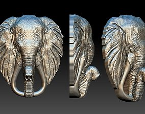 elephant fil 3D printable model