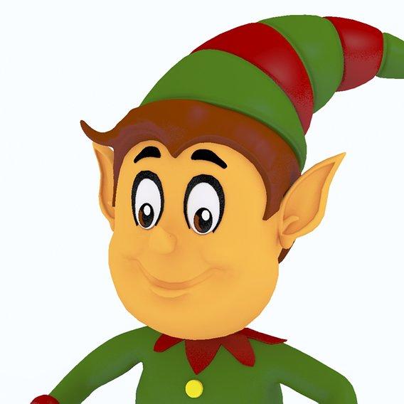 Santa Clauz Elf