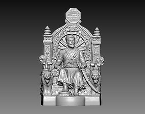 3D print model The Great Chhatrapati Shivaji Maharaj