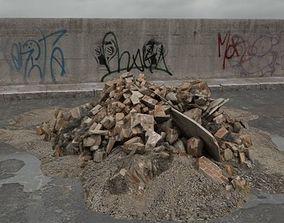 3D rubble 034 am165