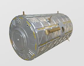 US Laboratory Module Destiny 3D model