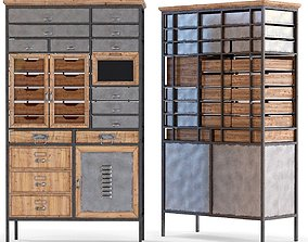 Dresser Art Factory 3D model