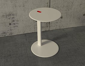 3D model Calligaris Tender coffee table