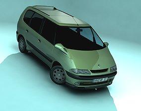 3D model Renault Espace III