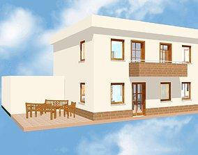 3D model Casa 12