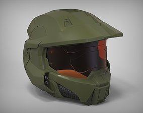3D print model HALO Spartan Helmet