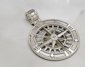 compass 3D print model