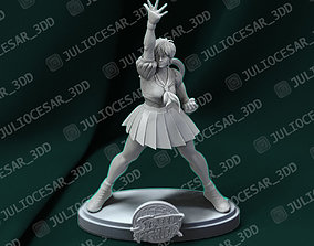 Street fighter - Sakura Kasugano 3D print model