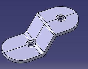 Bracketd 3D model