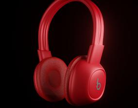 Headphone ipad 3D model