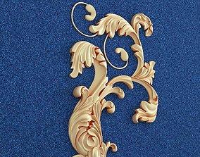 decor baroque 1 3d print model
