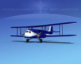 3D Curtiss Condor V01