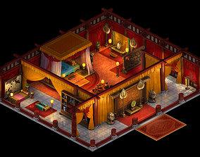 Ancient China-Interior 147 3D