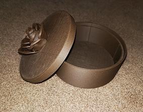 3D print model Beautiful Jewelery Box