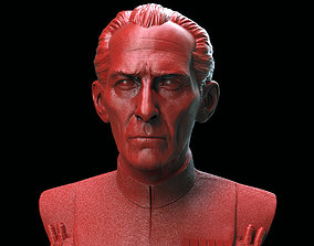 Grand Moff Tarkin 3D printable model