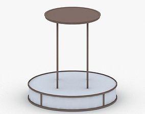3D asset 1498 - Hanging Lamp