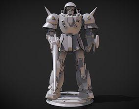 3D printable model XM-01 Den an Zon