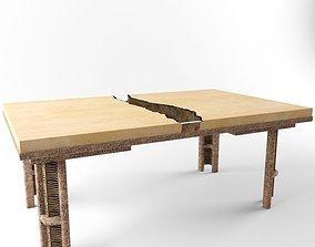 puma 3D Table