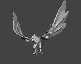 other Cosmic Flight Anivia 3D Model