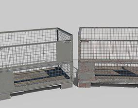 Box Pallet 3D model