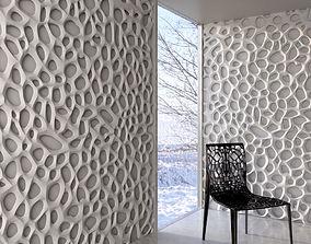 wall panel 015 AM147 3D model