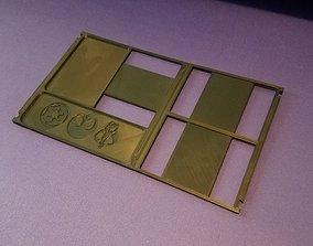 X-wing Miniatures Printable Modular Dashboard games