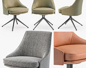 3D Poliform Stanford chair