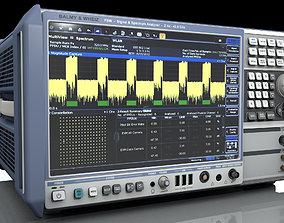 3D Spectrum Analyzer v2
