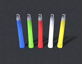 3D model realtime Glow Stick