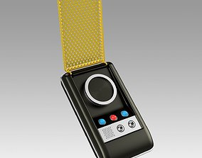 Star Trek Light and Sound Communicator 3D print model 2