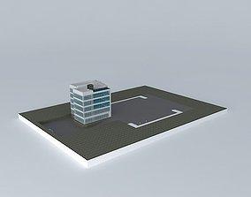 NEG Design Building 3D
