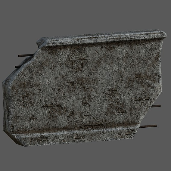 Wall Lowpoly Pack