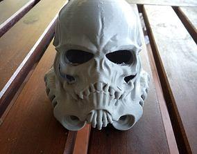 3D printable model SkullTrooper Helmet