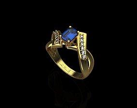 3D printable model Ring 1831