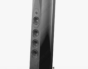 3D model Sonus faber Lilium Metal Black