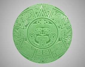 Aztec Wall Decoration 3D printable model