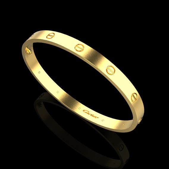 Bracelet Love Cartier