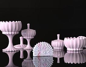 decorative antique collection 3D print model