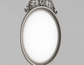 Frame for the mirror decoration 3D print model