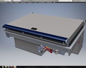 Wallas XC Duo 3D CAD model