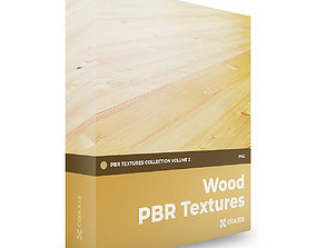 3D model CGAxis PBR Textures Volume 2 Wood