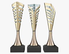 Cup trophy 09 3D