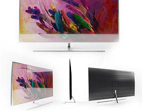 3D Samsung TV 2018 75inch QLED Smart 4K UHD