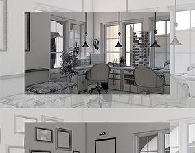model Cabinet 3D