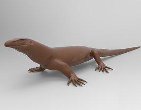 3D print model Bearded Dragon