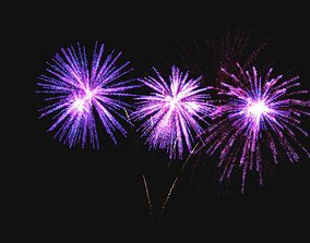 Fireworks firework 3D